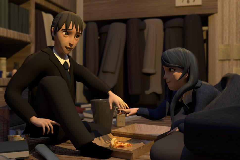 Hazuki Takada | Animation, Coding & Games 7