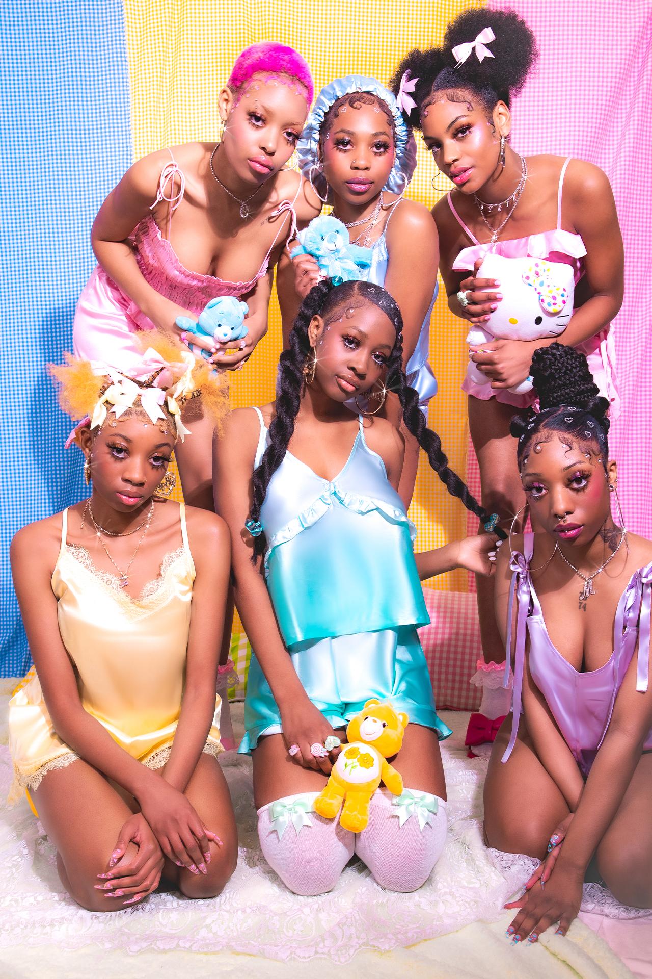 Ebony Barrett   Fashion 1