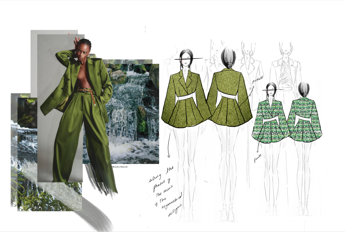 Nadia Zekouki Andres   Fashion 1