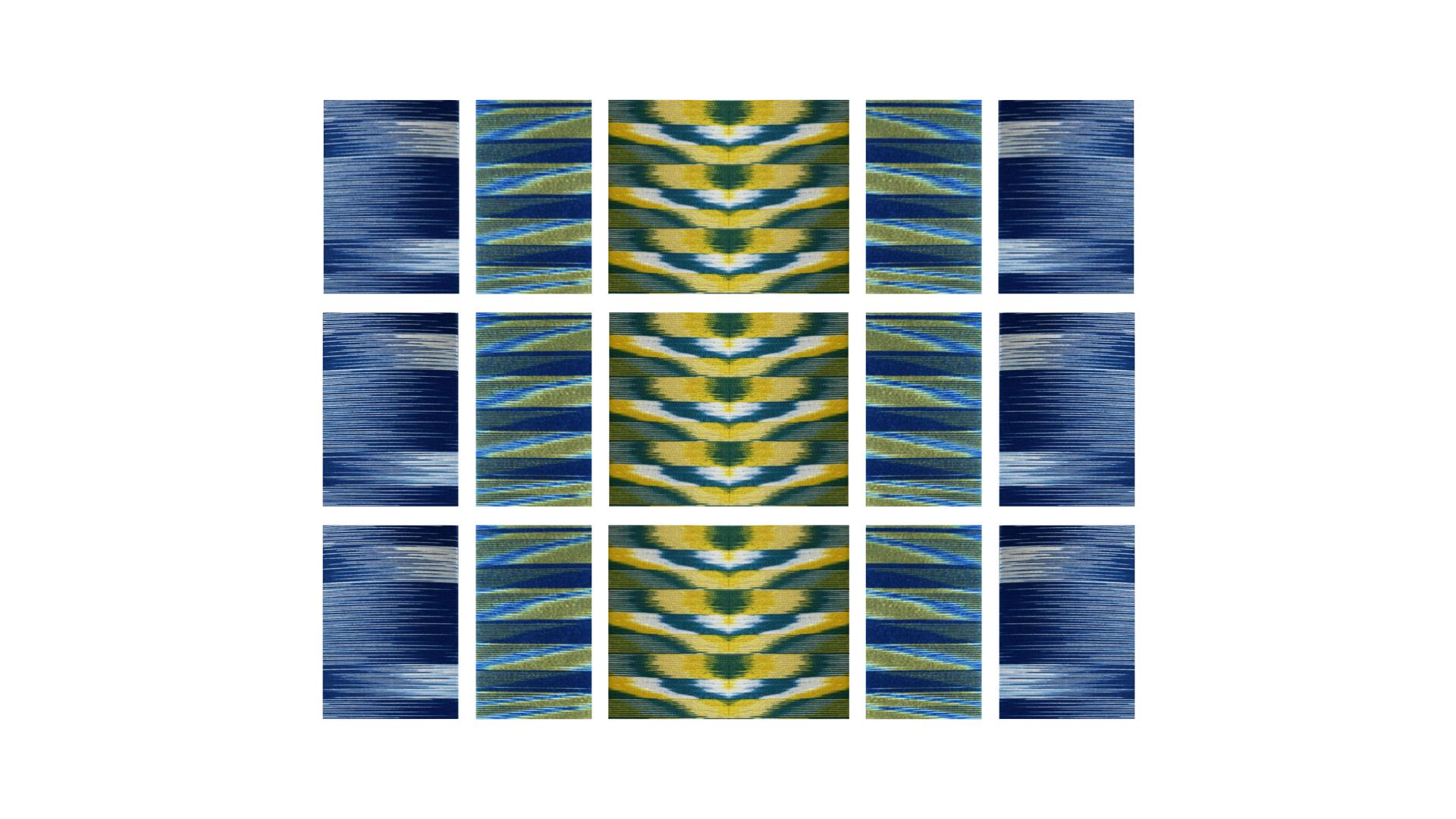 Shakhina Mirjonova | Textiles 5
