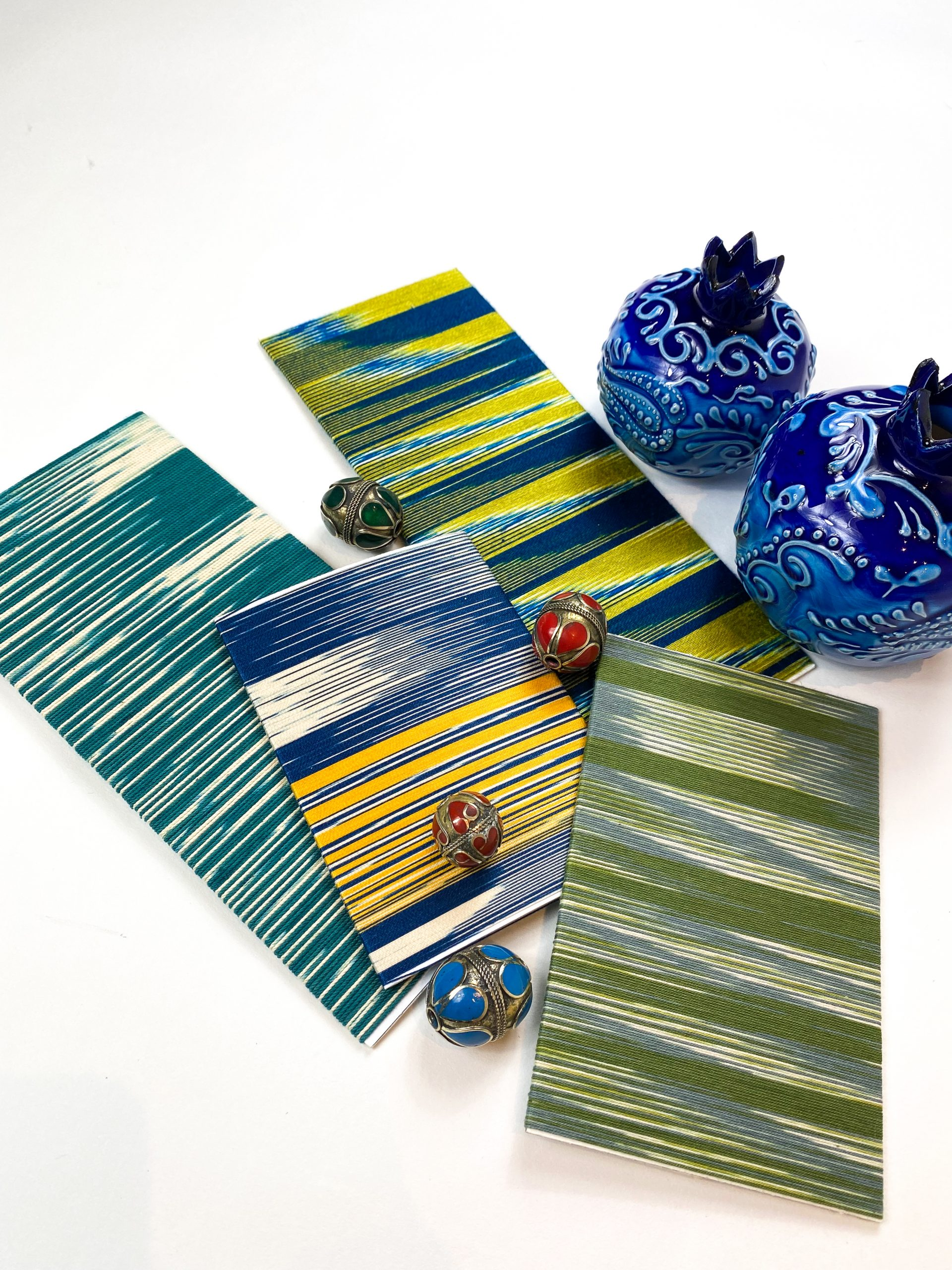 Shakhina Mirjonova   Textiles 8
